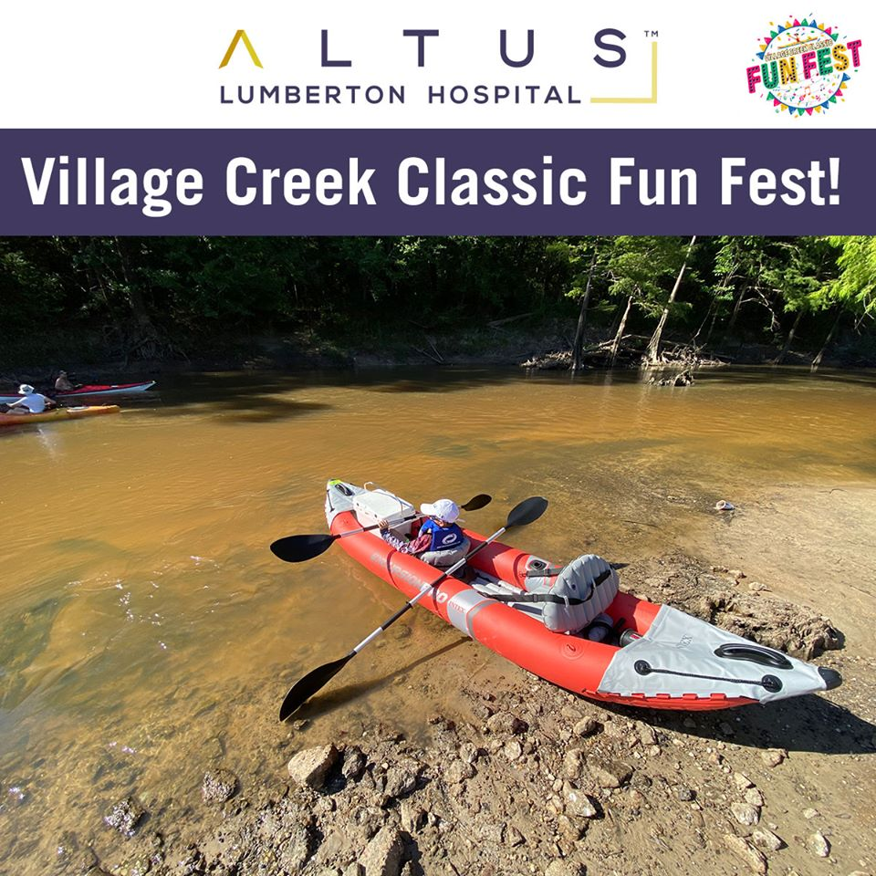2020 Village Creek Classic Fun Fest