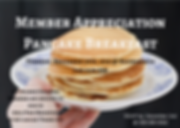 Copy of Chamber Member Pancake Breakfast