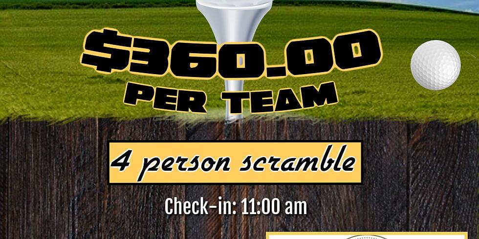 SCoC Annual Golf Tournament