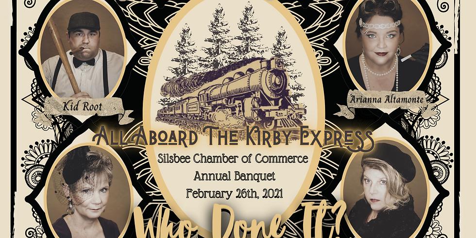 SCoC Annual Award Banquet
