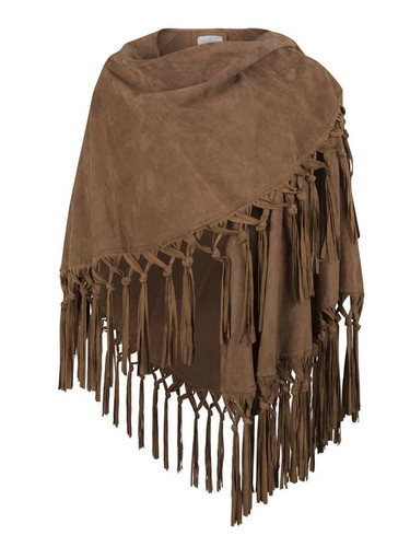 The Tassel Cape