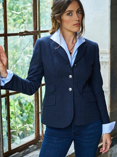 Celia Jacket - Navy