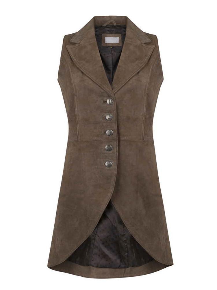 The Anna Waistcoat