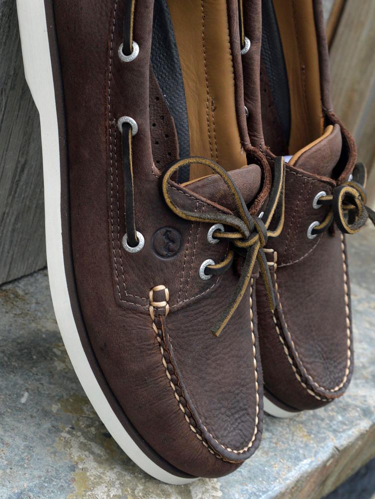 Portland Men's Deck Shoe