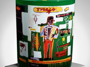 """Basquiat Home Collection: """"Most Young Kings Get Their Heads Cut Off"""""""