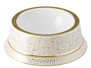 Go Baroque: Versace Medusa Gala Luxury Tabletop (and pet) Collection