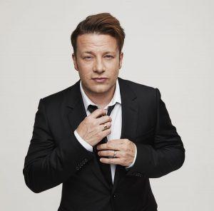 Jamie Oliver. Photo: Collective Hub