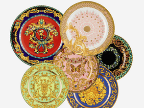 25 Versace Plates You Need Now