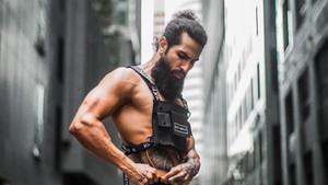 SOCIAL BITE   SINGAPORE: Vinesh Nagrani (Vinny Sharp)...likes Hokkien Mee.