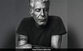Anthony Bourdain is Gone and it Fucking Hurts.