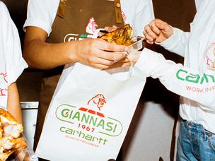 Carhartt WIP x Giannasi 1967: A Finger Lick'n Good Collaboration