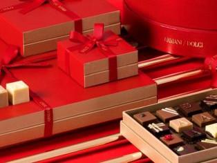 Armani Dolce Chocolate Christmas Seduction Collection 2017