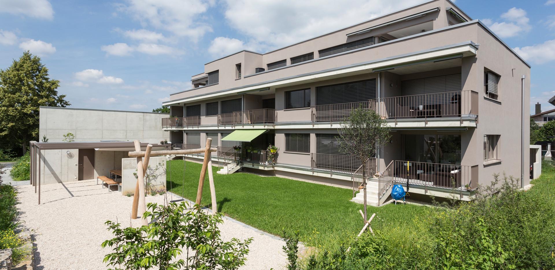 Lindenfeldweg, Therwil