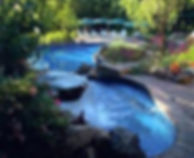 pools concrete landscaping