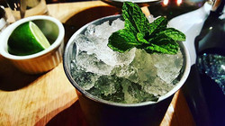 Someone ordered a true mint julep 😍 #lexingtonnc #lexington #nc #smalltown #shoto #purveyorsofvice