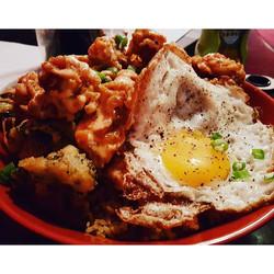 My my a tempura 🍤 bowl 🍜 from the gods #lexingtonnc #lexington #nc #smalltown #shoto #purveyorsofv