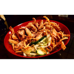 Chicken salad quick and light #lexingtonnc #lexington #nc #smalltown #shoto _thearmedchef #attackbar