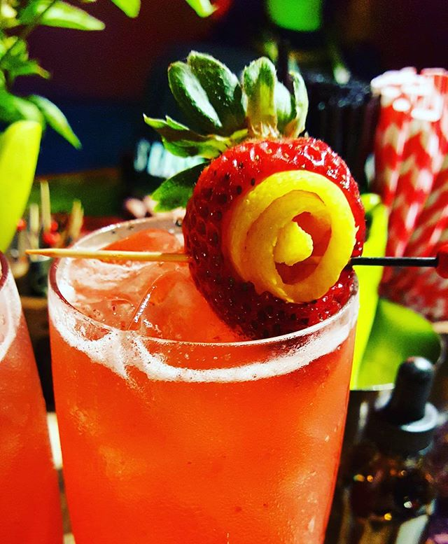 Garnish Game on Point #garnishgamestrong #lexingtonnc #lexington #nc #smalltown #shoto #purveyorsofv