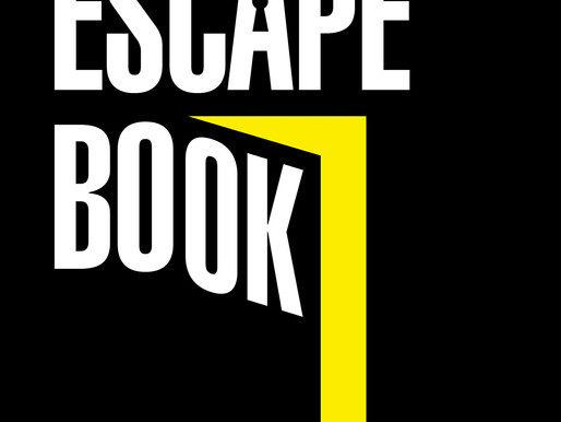 ¿Conoces los Escape Books?