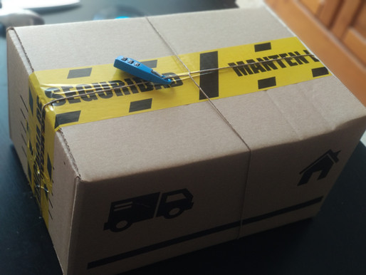 "ESCAPE BOX ""YA DISPONIBLE"" [AGOTADO]"
