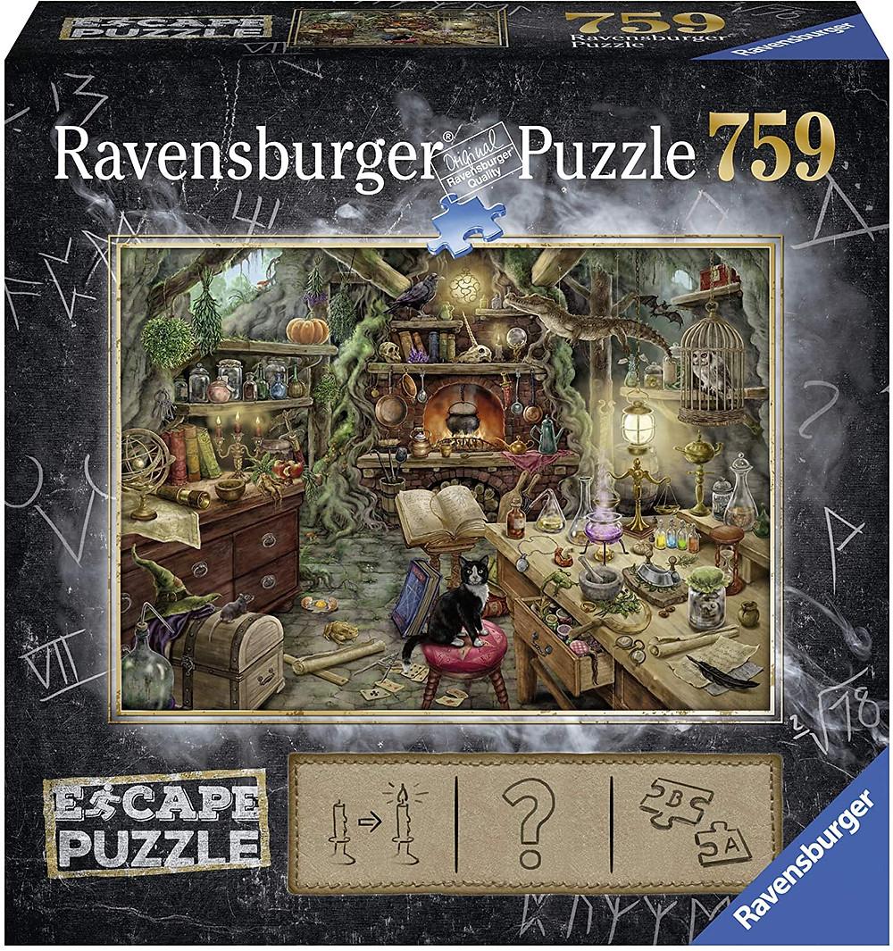 escape puzzle