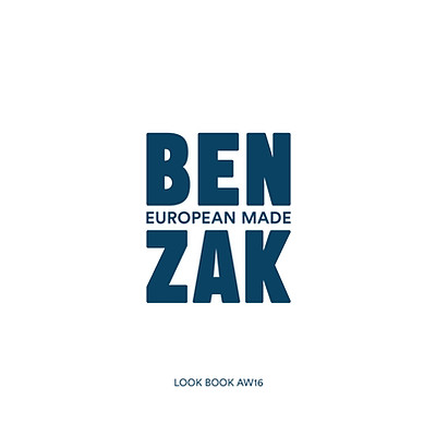 BENZAK AW16 LOOK BOOK