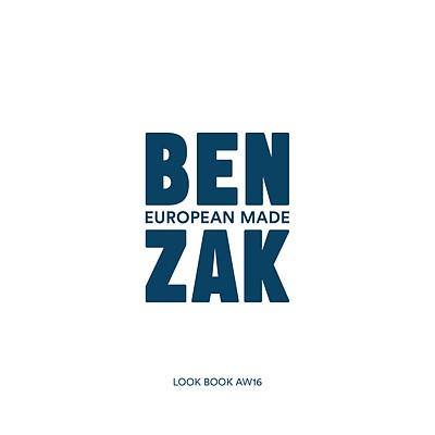 BENZAK AW16 LOOK BOOK