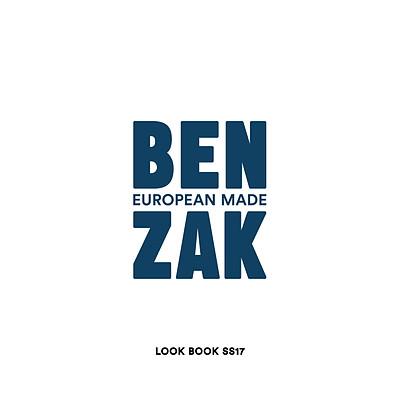 BENZAK SS17 LOOK BOOK