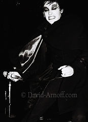Damned Dave Vanian