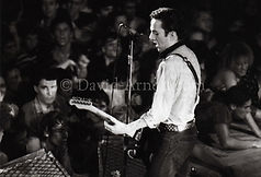 The Clash Joe Strummer