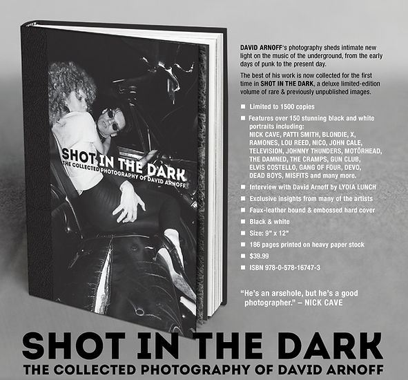 Shot in the Dark photography David Arnoff