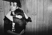 Nick Cave and Lydia
