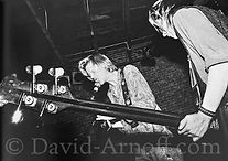 Sonic Youth Thurston Moore Kim Gordon