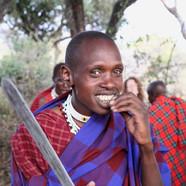 mysigio - the local Massai community sha