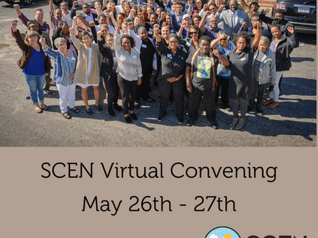 May SCEN Virtual Convening