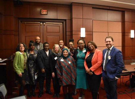 SCEN members participate in Congressional Briefing