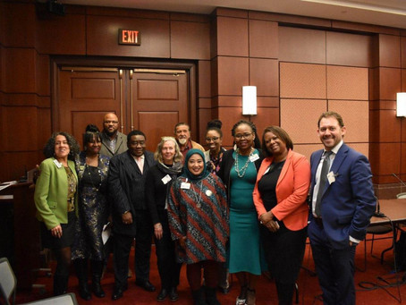 SCEN members participate in Congressional Briefing
