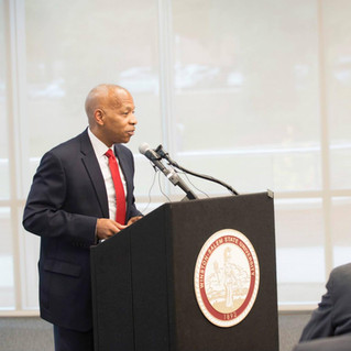 Elwood Robinson selected as Winston-Salem State University's new Chancellor
