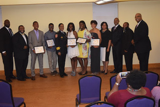 2018 Scholarship Recognition Ceremony