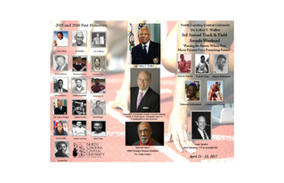 North Carolina Central University Dr. LeRoy T. Walker 3rd Annual Track & Field Awards Weekend &q