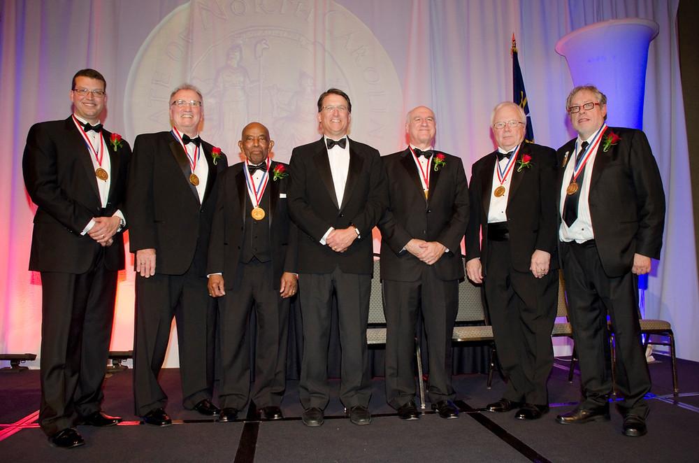 John Lucas North Carolina Award Winner.