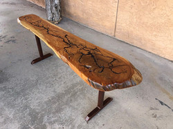 Juniper Bench Mark Breithaupt 18x53x12 (