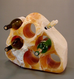 Amber Onyx Wine Rack 3