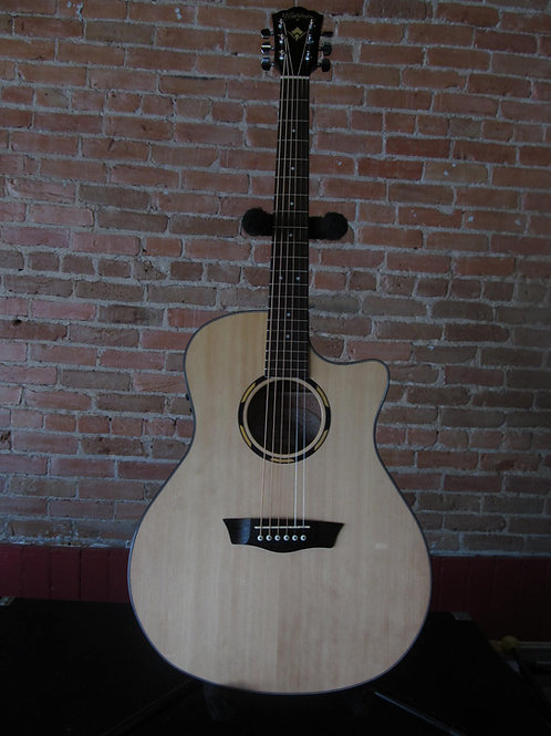Washburn WLO10SCE Acoustic-Electric