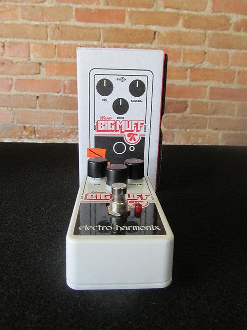 Electro-Harmonix Big Muff Pi Nano