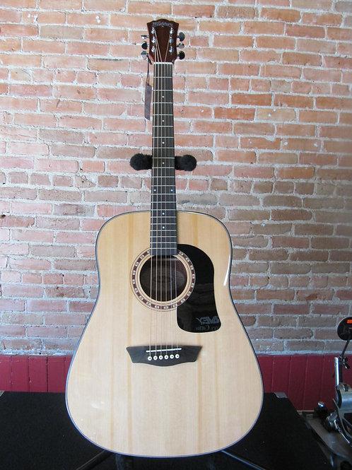 Washburn AD5K - Acoustic Guitar W/ Free Case