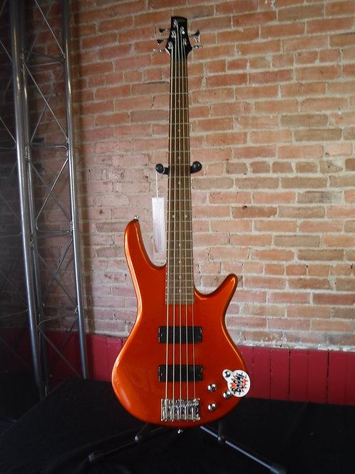 Ibanez GSR205 5-String Bass-New