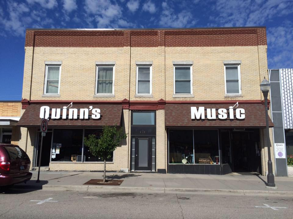 local music store