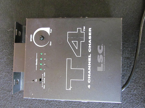 American DJ T4 4 Channel Chase Controller - Store Demo