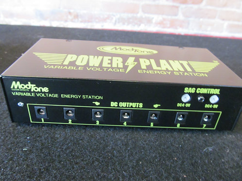 ModTone Power Plant - Pedalboard Variable Power Supply